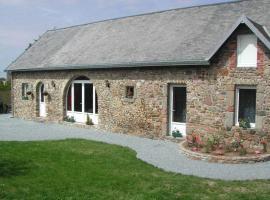 House Montsurvent - 6 pers, 100 m2, 4/3, Montsurvent (рядом с городом Muneville-le-Bingard)