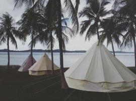 Glamping Society - Large Bell Tent