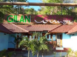 Gilan Cottage, Gili Gede