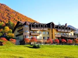 Hotel Branica, Terchová