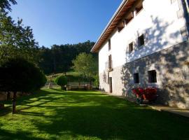 Casa Rural Endeitxe, Elejalde