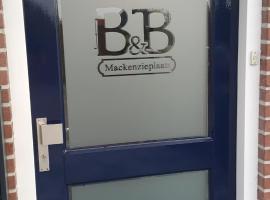 B&B Mackenzieplaats Studio, Wilp