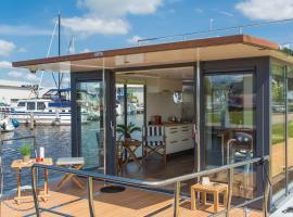 Lifestylehouseboat, Koudum