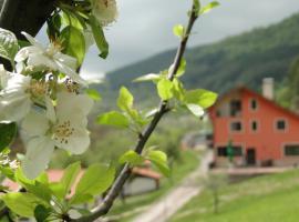 Hotel Garvanec, Druzhevo (Tserovo yakınında)