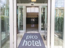 Hotel Pico, Mirandola (San Felice sul Panaro yakınında)