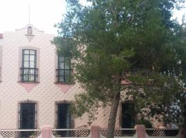 Casa de La Alameda