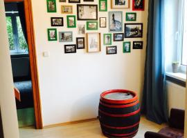 Historical Beer Apartment