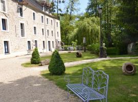 Le Moulin de Pommeuse, Pommeuse (рядом с городом Aulnoy)