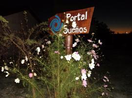 Portal de Sueños Cabaña, San Esteban