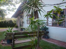 DUNAS guest HOUSE, São Francisco do Sul (Sambaqui yakınında)