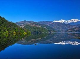 Sanu Lake on 'de Water