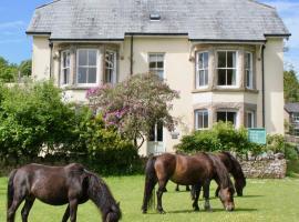 Dartmoor House B & B, Okehampton (рядом с городом Belstone)