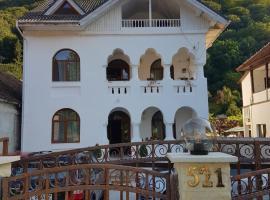 Casa Caciulata, Călimăneşti