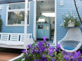 B&B The Blue Cabin, Huizen