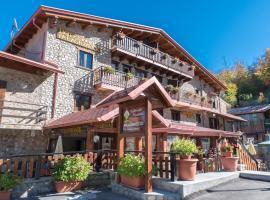 Hotel Palaghiaccio, Torre Caprara