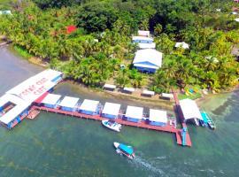 Cosmic Crab Resort at Careening Cay, Carenero