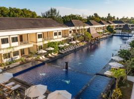 Hotel Ombak Paradise, Гили-Эйр (рядом с городом Телукнарат)
