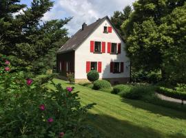 Landhaus Camilla´s Höhe, Mirbach (Wiesbaum yakınında)