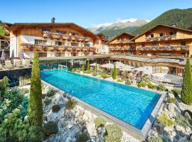 Hotel Quelle Nature SPA Resort, Santa Maddalena in Casies