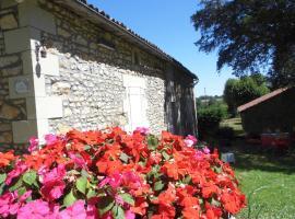 Pension Herminie, Pindray (Near Montmorillon)