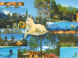Parc Résidentiel de Loisir : Le Loup Blanc du Riou