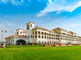 The St. Regis Dubai, Al Habtoor Polo Resort & Club