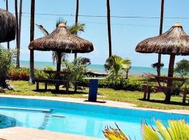 Pousada Oasis Beach Club, Canavieiras (Barreiro yakınında)
