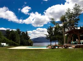 Lago Lolog Atelier, San Martín de los Andes (Lolog yakınında)