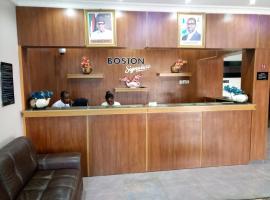 Boston Signature, Benin City (Near Egor)