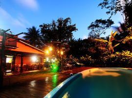 Pousada Casa Zazá, Itacaré