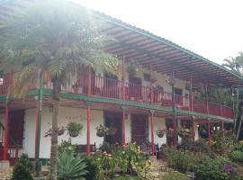 Finca Cafetera La India, La India (Palo Blanco yakınında)