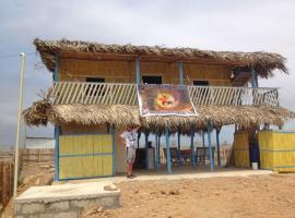 Luna Beach Village at Dolphin Beach, Data de Posorja (Posorja yakınında)