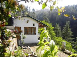 The Cabin by the Woods, Almora (рядом с городом Gangolihāt)