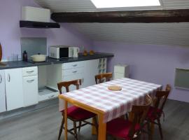 Appartement, Домен (рядом с городом Монбонно-Сен-Мартен)