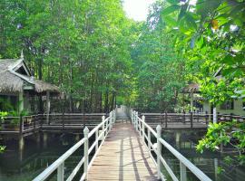 Mangrove Sanctuary Resort, Koh Kong