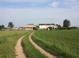 Agriturismo Prato Lamberto, Curtatone