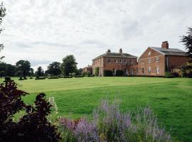 Houghton Hall Holiday Residence, Йорк (рядом с городом Shiptonthorpe)