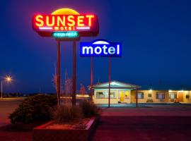 Sunset Motel Moriarty, Moriarty