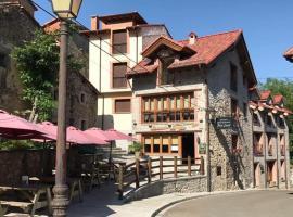 Hotel Rural Peña Castil, Sotres