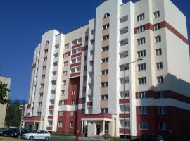 Three-Bedroom Apartment on Lenina 8, Zhodzina (Dobrovodka yakınında)