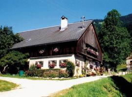 Ferienhaus Nelln, Reith (Pichl bei Aussee yakınında)