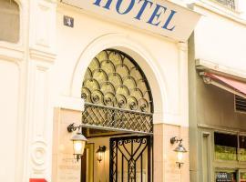 Hotel Paris Bruxelles