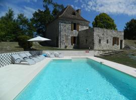 La Fontaine des Valades, Monsaguel (рядом с городом Issigeac)