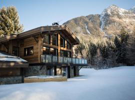 Chalet Betaix, Chamonix-Mont-Blanc
