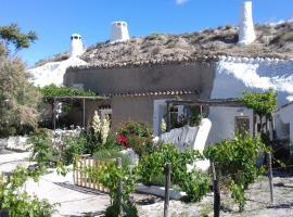 Al Jatib, Baza (Cuevas de las Yeseras yakınında)