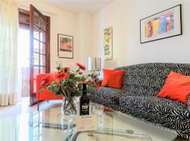 Sanabria Park Apartment with Pool, Los Campitos