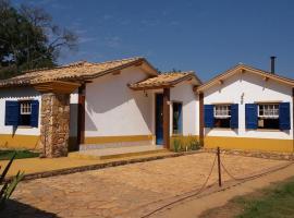 Pousada Casa do Lazaro, Prados