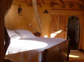 Cabane-hobbit de Samsaget, Eyvignes-et-Eybènes