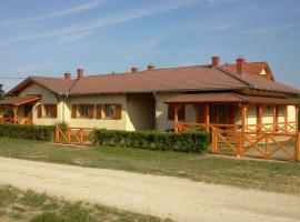 Dominika apartman, Кехидакустани (рядом с городом Örvényeshegy)