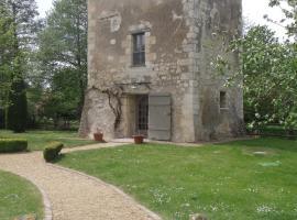 La tour du grand Boust, Longué (рядом с городом Brion)
